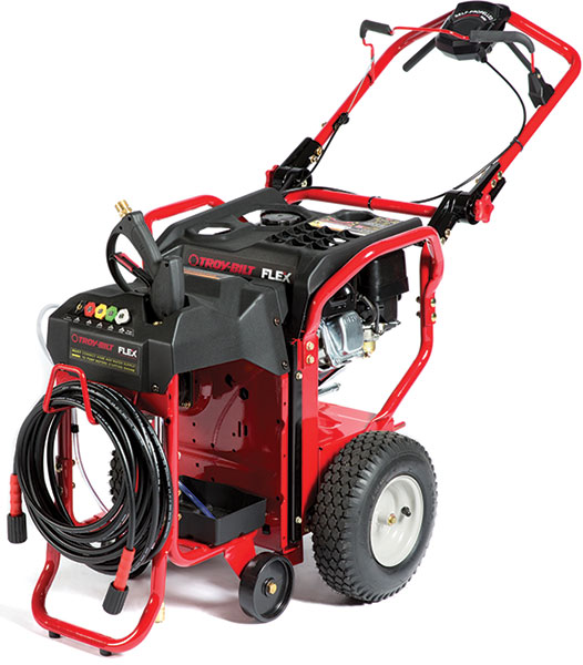 Troy-Bilt FLEX Pressure Washer