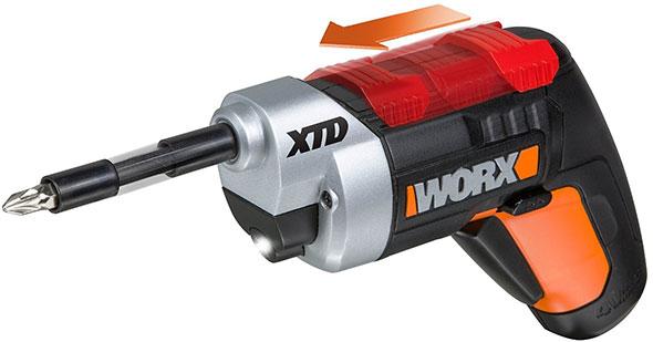 Worx XTD Cordless Screwdriver Extender