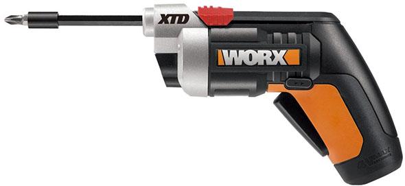 Worx XTD Screwdriver
