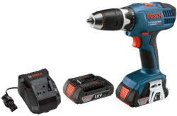 Deal: Bosch 18V Drill Kit for $88 or Less