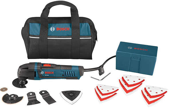 Bosch MX25EC-21 Oscillating Tool Kit