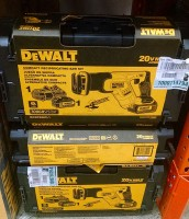 Deal: Dewalt 20V Compact Reciprocating Saw Kit with ToughSystem Tool Box