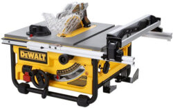 Early Black Friday 2018 Dewalt Table Saw Deal ($299 with stand, $269 without)