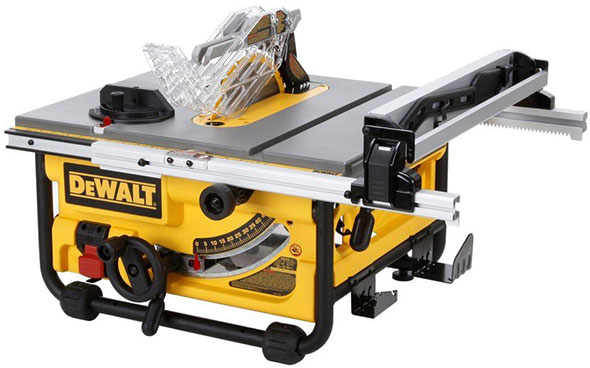 Price Drop Dewalt 10 Portable Table Saw For 225