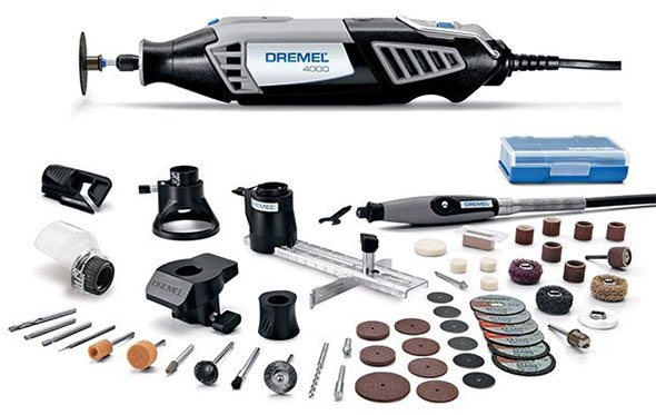 deal of the day dremel 4000 rotary tool mega kit 11 29 14. Black Bedroom Furniture Sets. Home Design Ideas