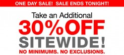 Enco 30% Off Sale - Today Only! (11/19/14)