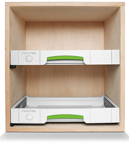 Festool Sys AZ Systainer Drawers