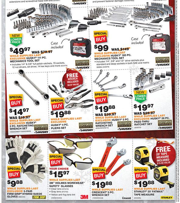 Shopper Black Friday Home Depot