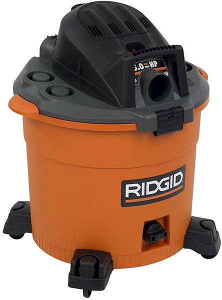 Home Depot 2014 Black Friday Deal Ridgid Shop Vacuum For 40