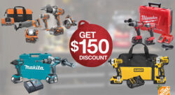 Home Depot Cordless Tools Discount Promo (Holiday 2014)