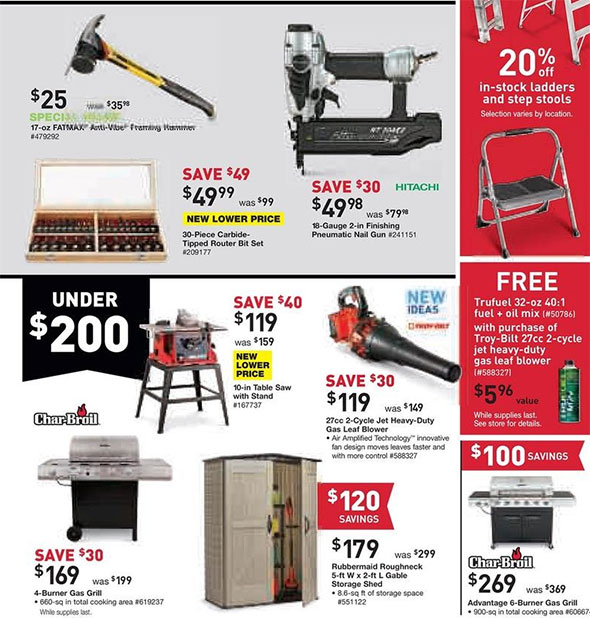 lowes black friday 2014 tool deals page 9