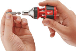 Milwaukee Compact Ratcheting Screwdriver Review