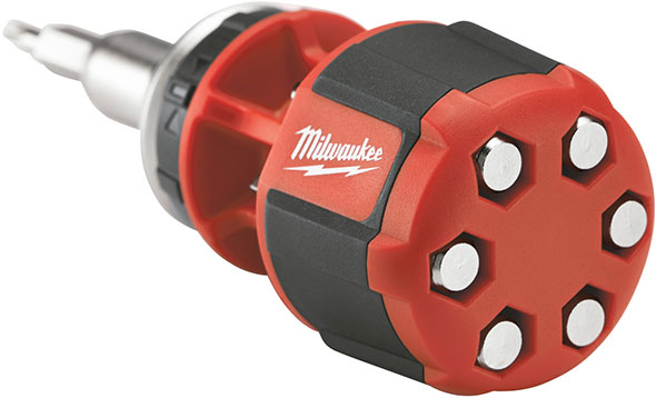Milwaukee Compact Multi-Bit Screwdriver