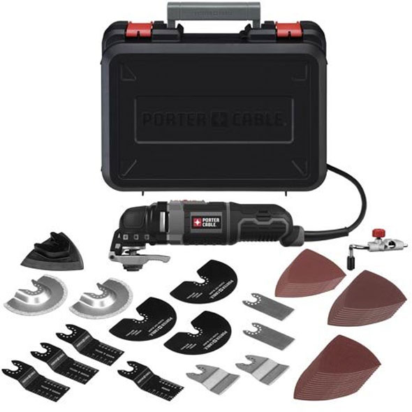 Porter Cable Oscillating Multi-Tool Deal 2014