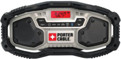 New Porter Cable Bluetooth Jobsite Radio
