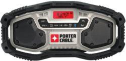 New Porter Cable Bluetooth Jobsite Radio