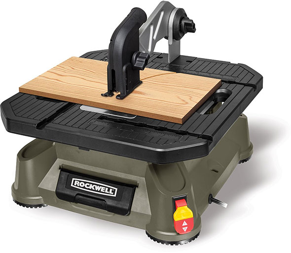 New Rockwell BladeRunner X2 Saw