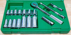 SK Socket Set Review – 3/8″ 18pc Fractional Set