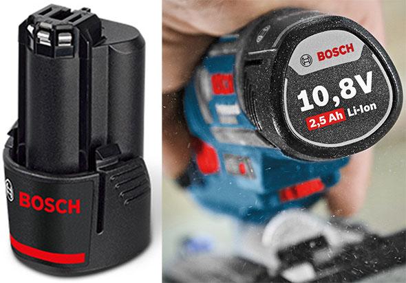 Bosch 12V Max 2-5Ah Battery Pack