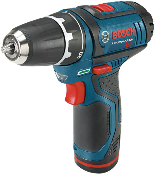 Bosch PS31 Drill Driver Kit
