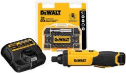 Hot Deal: Dewalt 8V Gyroscopic Screwdriver for $39