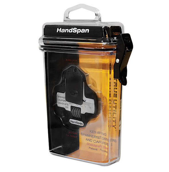 HandSpan Reusable Packaging