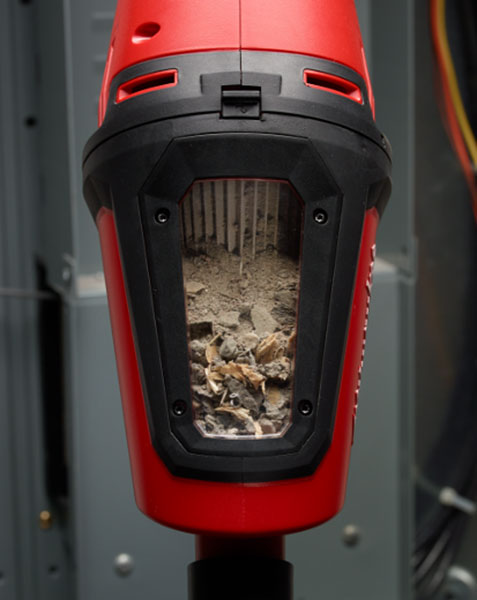 Milwaukee M12 0850-20 Hand Vac Filter View