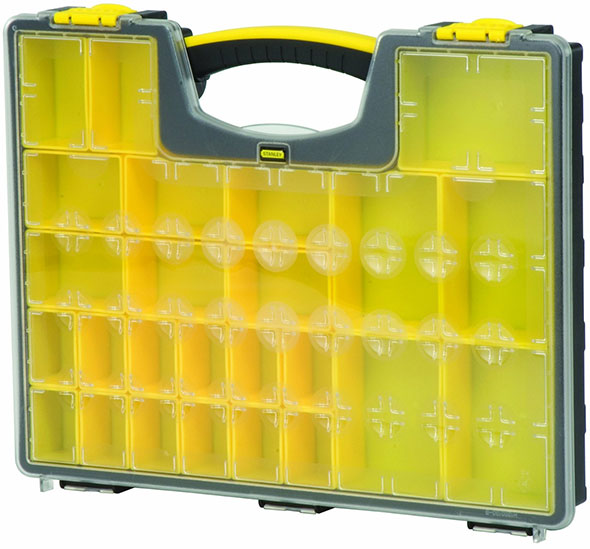 Stanley 25-Compartment Organizer