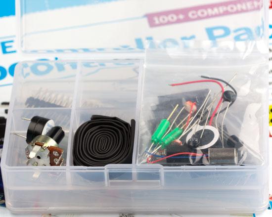 Component Parts Box