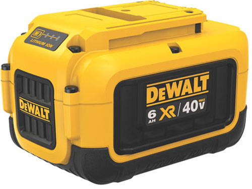 Dewalt 40V Max 6AH Battery