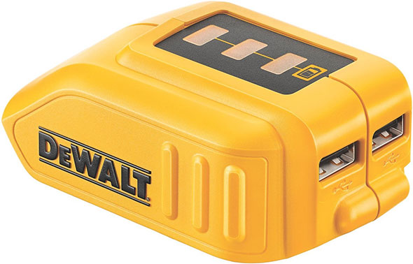 Dewalt DCB090 20V Max USB Adapter