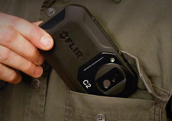 Flir C2 Pocketable Thermal Image Camera