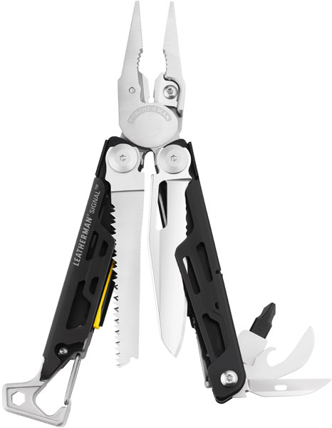 Leatherman Signal Multi-Tool Open