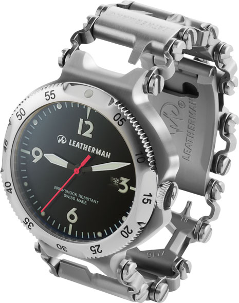 Leatherman Tread Multi-Tool Watch
