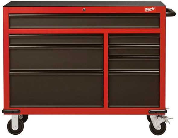 Milwaukee Ball Bearing Tool Cabinet
