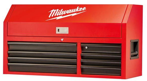Milwaukee Ball Bearing Tool Chest Closed