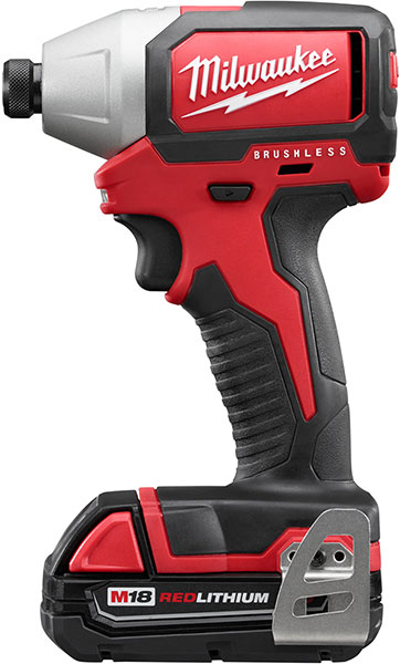 Milwaukee M18 2750-22CT Brushless Impact Driver