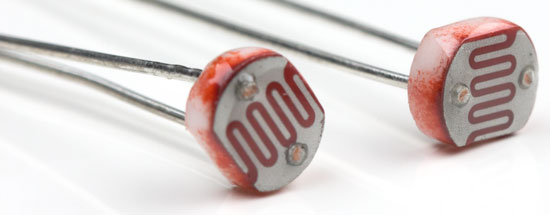 Photoresistors Light Sensors