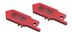 Sāf-T-Küt Reciprocating Saw Blades Safely Cut Drywall