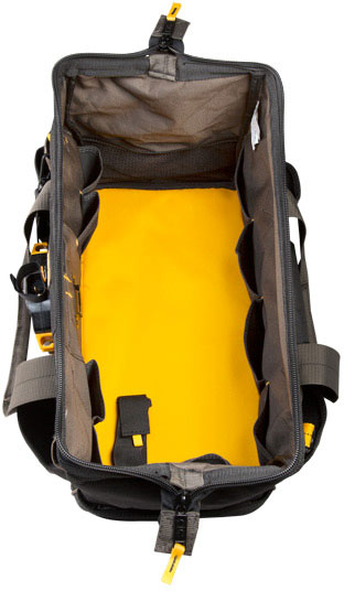 Clc Techgear 18 Inch Power Distribution Tool Bag