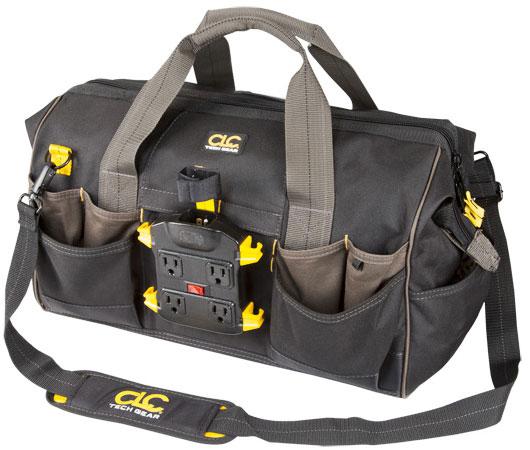 CLC Power Distribution Tool Bag