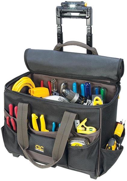 New Dewalt 17 Roller Tool Bag