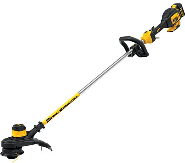 Dewalt 20V Max Brushless String Trimmer DCST920P1