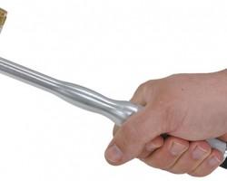 New USA-Made Dead-Blow Machinist Hammer