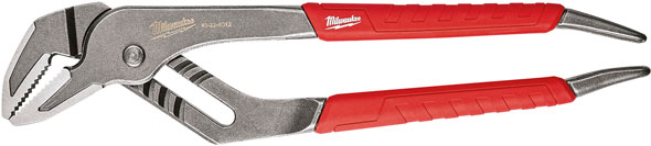 milwaukee straight jaw tongue and groove pliers