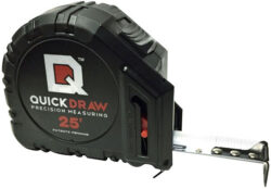 QuickDraw Self-Marking Tape Measure