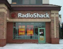 Deal: Radio Shack Liquidation Sales