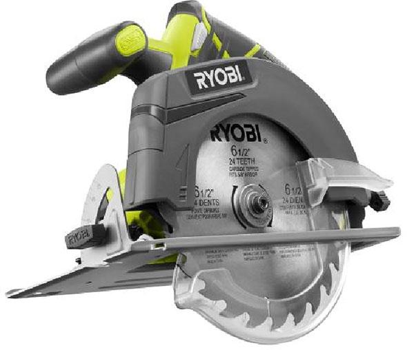New ryobi 18v one 65 cordless circular saw ryobi 18v circular saw p507 keyboard keysfo Choice Image