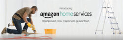 """Amazon Home Services – Handpicked Pros, Upfront Prices, """"Happiness Guarantee"""""""