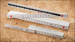 This Swiss-Made Folding Pocket Ruler Costs $6 and is Totally Awesome!